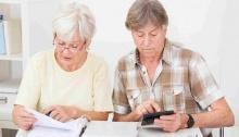 Як отримати кредит пенсіонеру